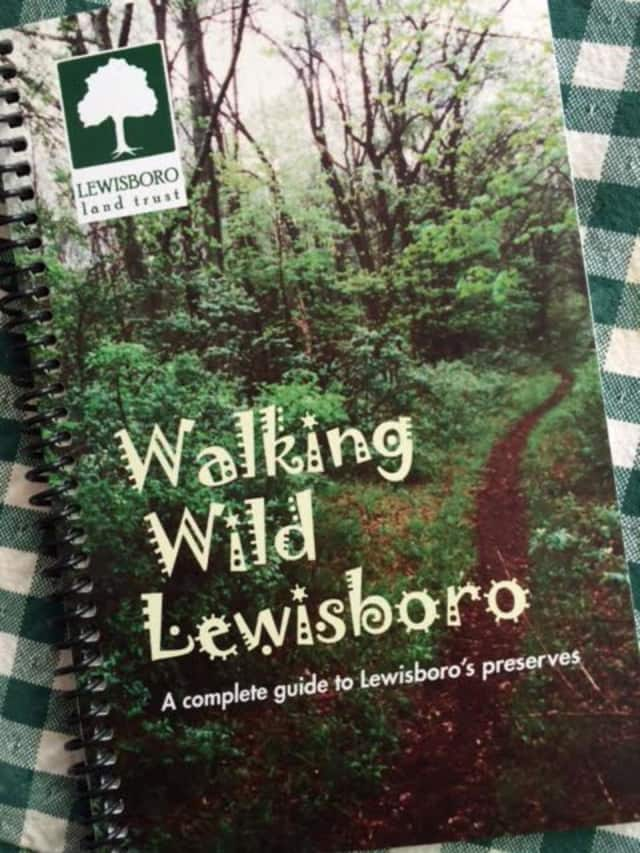 The Lewisboro Land Trust released a new guide book of the nature preserves in Lewisboro