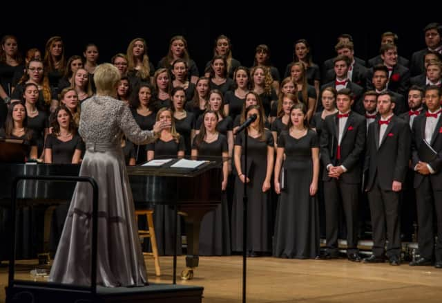 Fairfield University Glee Club will celebrate its 70th anniversary this spring.