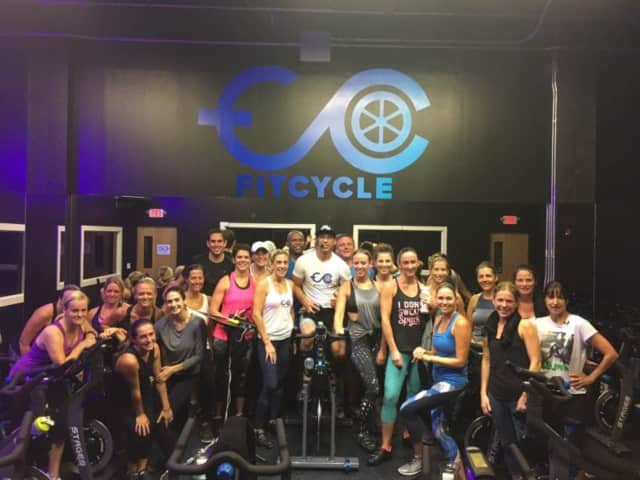 FitCycle will hold two fundraising sessions for Hurricane Harvey relief this weekend.