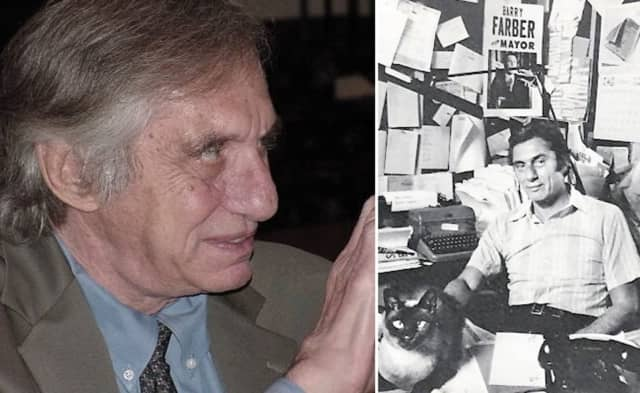 Requiescat in pace: Barry Farber, 90