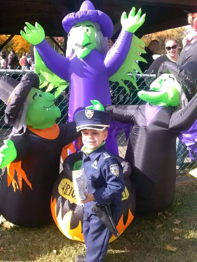 The Yorktown Halloween Parade will force town police to briefly close a handful of roads on Saturday, Oct. 29.