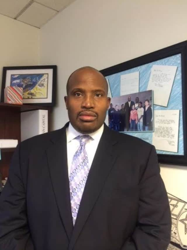Jonathan Brice, the head of the  New Rochelle Task Force on Reducing Violence in the lives of Children and Youth