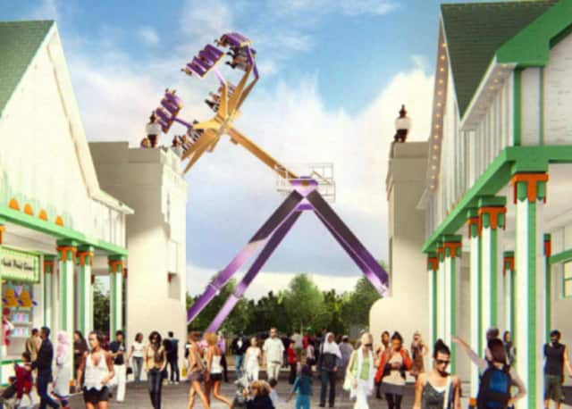Playland is set to receive $60 million in improvements.
