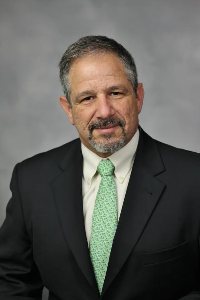 Former FBI Agent Richard Frankel.
