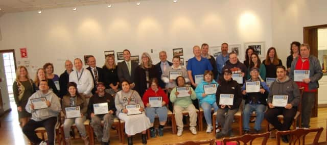 Putnam County welcomed its mentoring day participants last week.