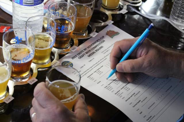 Hudson Valley breweries took home the Gold and Silver medals in a recent state competition.
