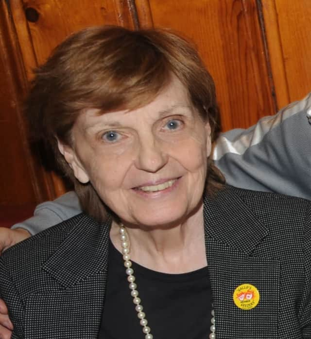Dolores Gallo of Tuckahoe died Wednesday at the age of 89.