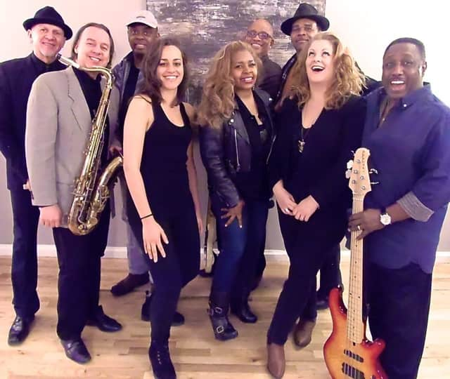 Zero 360 kick-off the annual New Rochelle BID Music on the Green dance parties on Thursday, July 21.