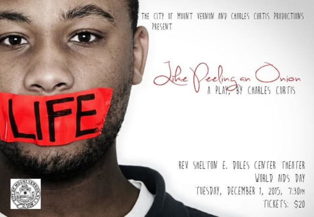 """""""Like Peeling an Onion"""" will premiere in Mount Vernon on Dec. 1 for Worlds AIDS Day."""