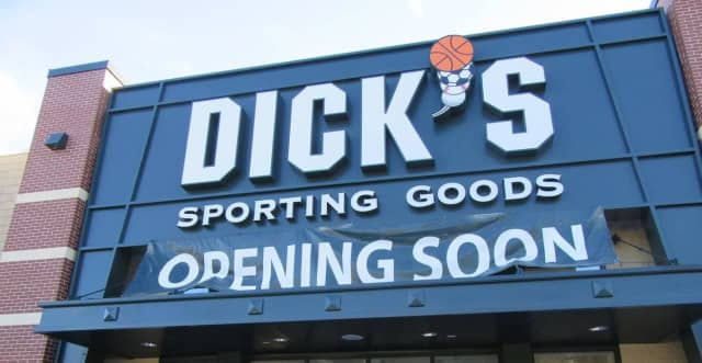 Dick's Sporting Goods will be holding its grand opening at The Jefferson Valley Mall this weekend.