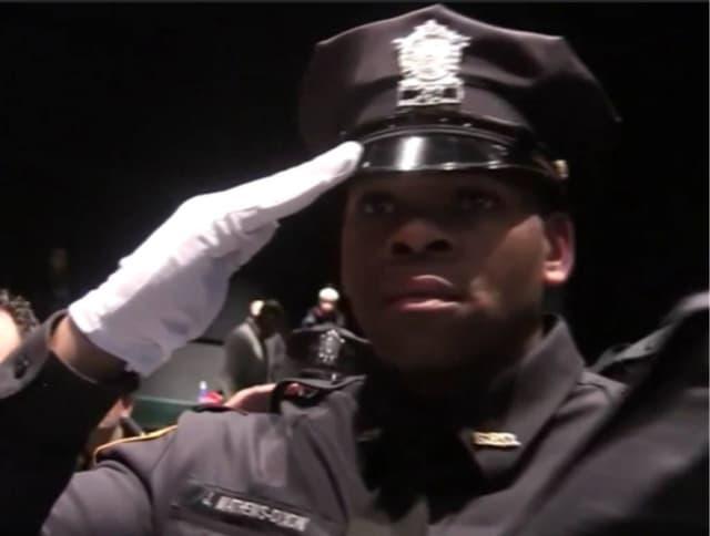 Officer Jarah Matthews-Dixon