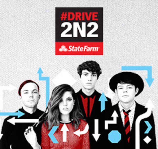 Arlington High School is one of 50 finalists in StateFarm's Celebrate My Drive competition, bringing them closer to the $100,000 prize.