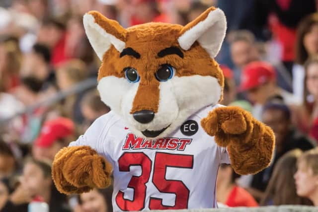 Marist College has changed the name of its mascot.