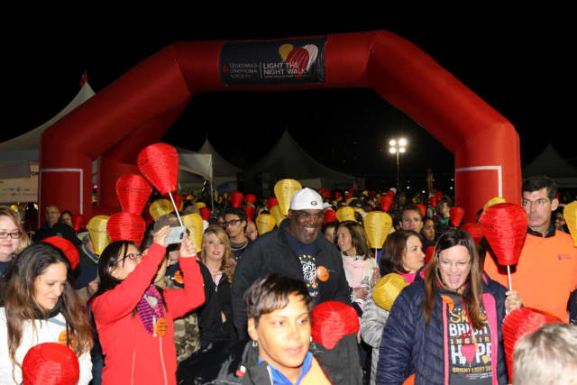 The Leukemia and Lymphoma Society is hosting its annual fall walks.