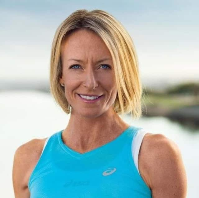 """Olympian Deena Kastor will present the """"Mental Game"""" Tuesday, Sept. 20 at the Ridgefield Library."""