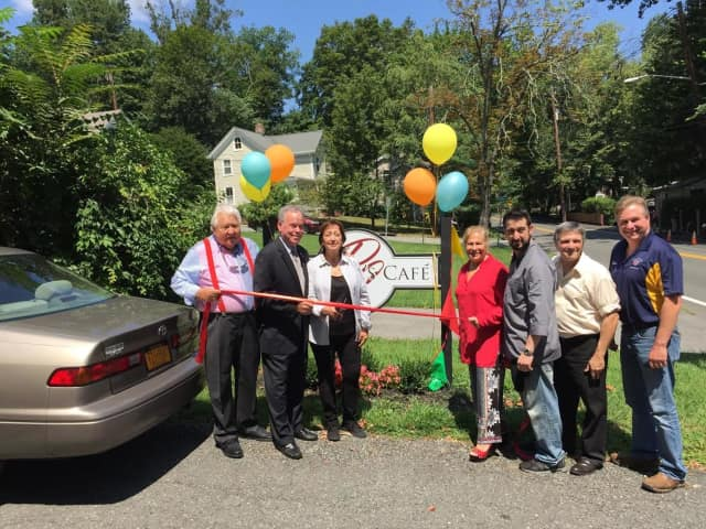 The grand opening of  Ramona's Cafe´ in West Nyack.