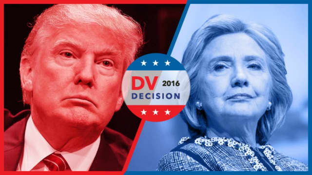 Our DV Decision poll asks you -- our Daily Voice readers - your thoughts on the 2016 election season.
