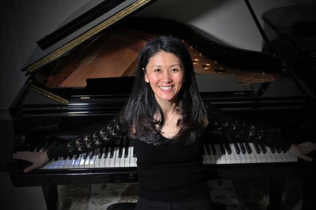 Pianist Tomoko Uchino will perform Dec. 10 at Greenville Community Church.