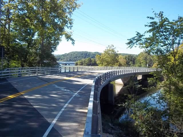 The bridge over Wappinger Creek has reopened to traffic.