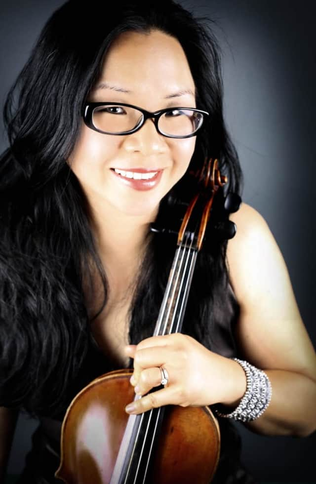 Violist Chi-Chi Lin Bestmann, along with fellow Hoff-Barthelson Music School faculty in The Solace Ensemble, will perform in a Dec. 11 recital in Scarsdale.