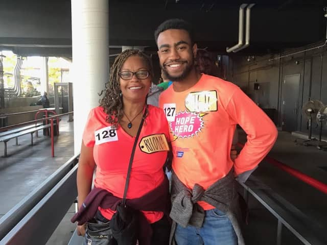 Teaneck's Teji Vega, 18, and his mom, Rhona Vega, were on The Price is Right.