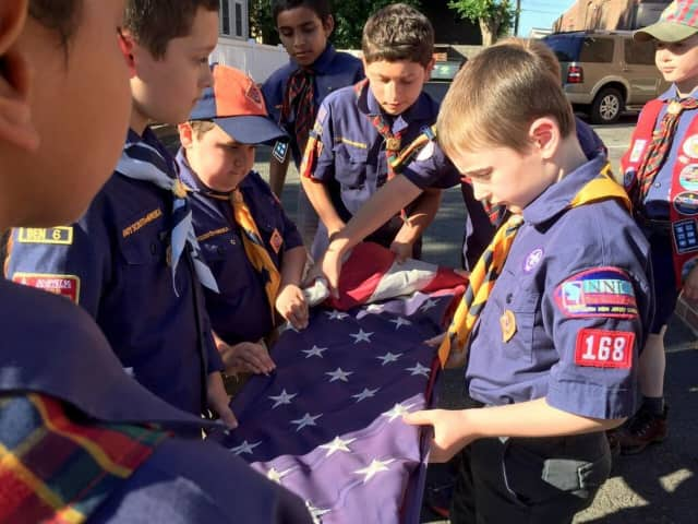 The afternoon/evening events will include a formal awards ceremony and displays of scouting memorabilia and troop history, a traditional scout campfire and a bluegrass concert.