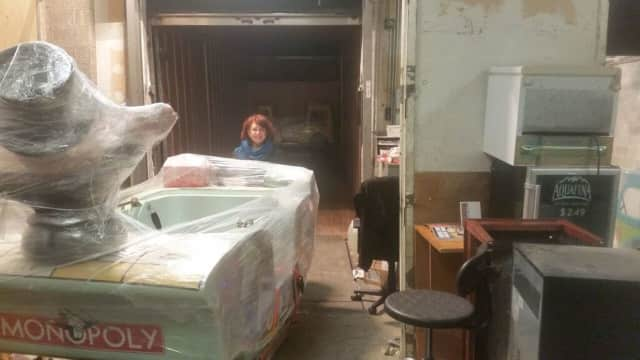 The team at Santi Express Moving and Storage recently donated their services to a Florida-based nonprofit that provides comfort to children with life-threatening illnesses.