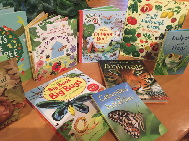 The Darien Nature Center will host a two-day book fair following Thanksgiving weekend