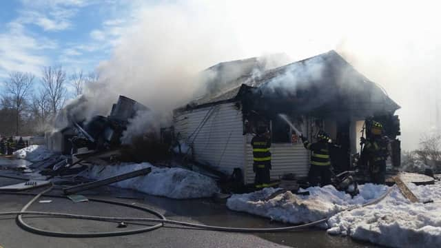 Joseph's Steakhouse was destroyed by a large fire last year.