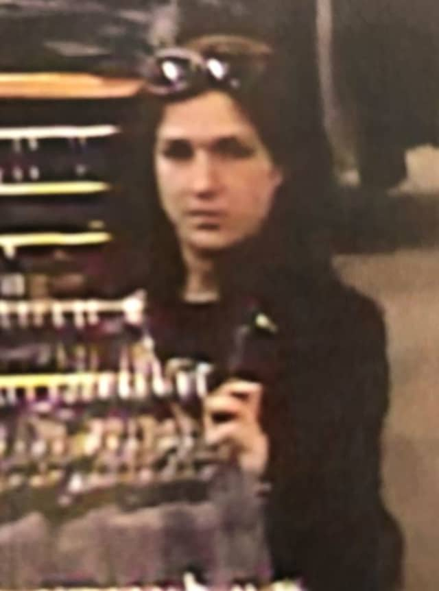 Woman suspected of stealing clothing and jewelry from Kohl's, located at 106 Ronkonkoma Avenue in Lake Ronkonkoma, on Thursday, March 28 around 4 p.m.