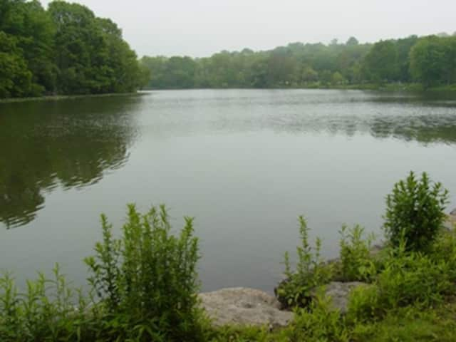 Leaking sewer pipes are sending fecal matter into the waters of Van Cortlandt Lake in the Bronx.