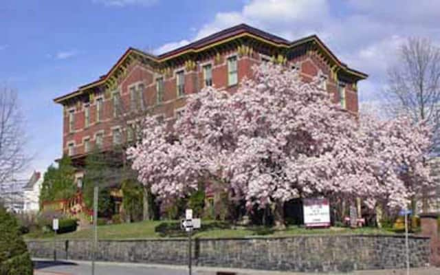 The Cunneen Hackett Art Center is the venue for the tour.