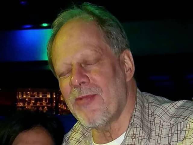 Stephen Paddock, 64, Las Vegas