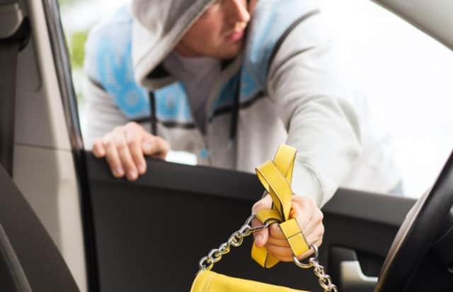 Car burglaries are on the rise across the area.