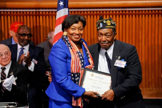 Yonkers resident Samuel L. Reddic, 73, has been inducted into the New York State Senate Veterans' Hall of Fame.
