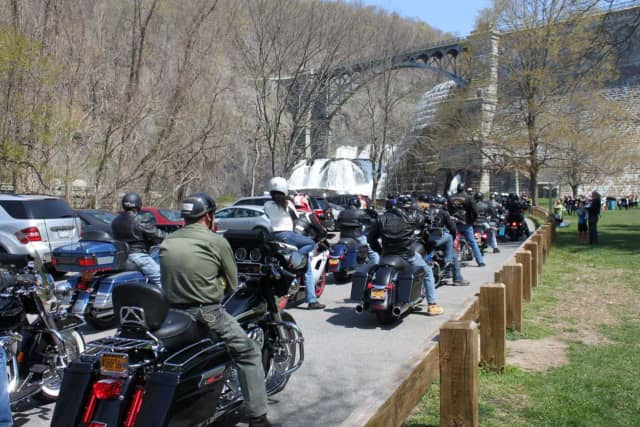 The April 24 Hogs 4 Hope: Falls to River Run will begin at Croton Gorge Park, Croton-on-Hudson, N.Y.