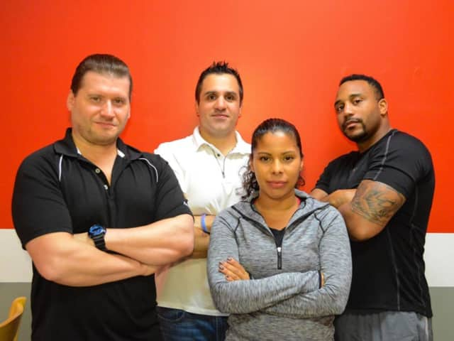 VIP Fitness Trainers.
