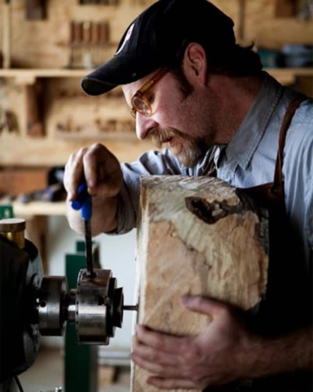 Oblong Books in Rhinebeck will host several special programs in December, including one featuring woodworker/author Josh Vogel.