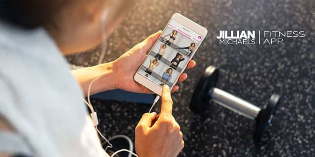 Ready to get in shape? The Fitness App by Jillian Michaels can help you stay on track.