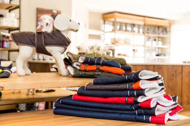 Raleigh & Co. provides the finer things in life for dogs and cats