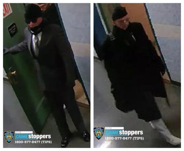 Know them? NYPD wants to know.
