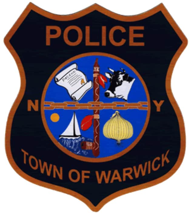 Two Warwick men were charged with raping a teenage girl during a party.