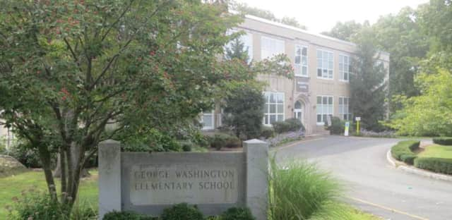 Parents at Washington Elementary School are happy with the new security system installed in all Wyckoff public schools.