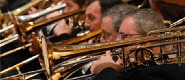 The Ridgewood Concert Band will perform on Feb. 26.