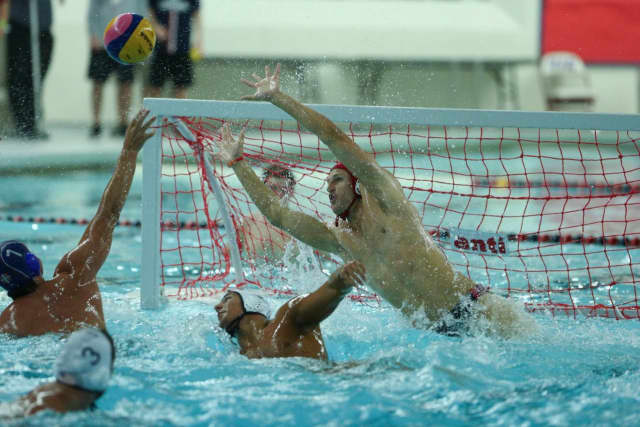 Water polo is offered as an intramural program at the Wyckoff YMCA.