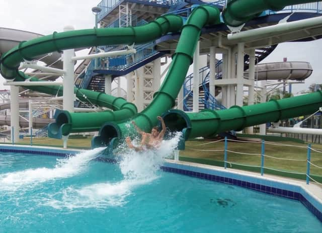 A water park could be coming to Palisades Park.