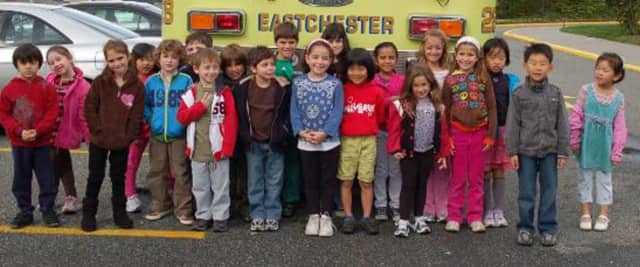 """Waverly School in Eastchester is participating in """"Read to Succeed,"""" a program that encourages students in grades K-6 to read for fun."""