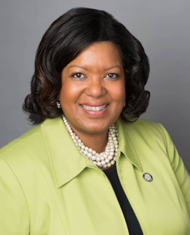 Dr. Belinda S. Miles, President, Westchester Community College.