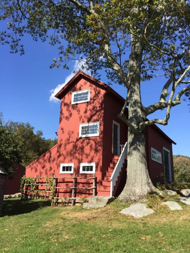 Weir Farm National Historic Site is a popular spot for Wilton residents.