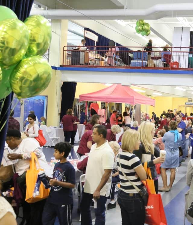 Last Year's Stamford Hospital Health Wellness & Sports Expo